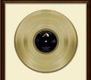 Perry Como's Gold Record