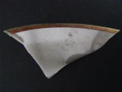 Porcelain shard
