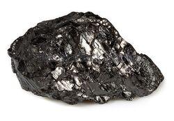 Anthracite-coal
