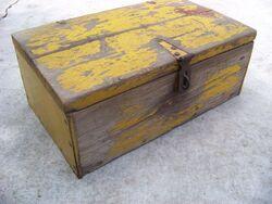 Chipped box