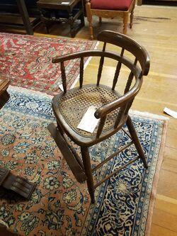 2 high chair