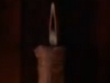 The Sanderson Sisters' Black Flame Candle