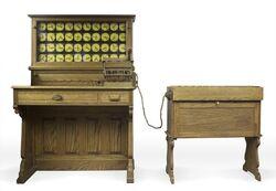 Census machine