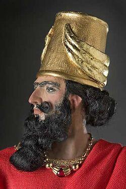 Ashurbanipal's Crown