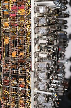 IBM tube wiring