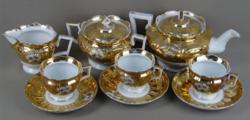 Tea set russian