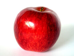 Red-Apple-Image-Wallpaper-For-Background