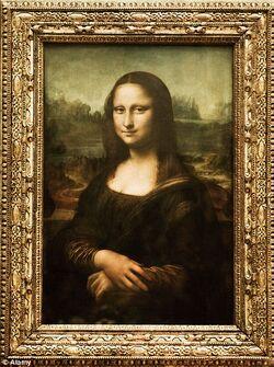 Leonardo Da Vinci's Mona Lisa