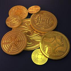 Jean Fleury's Aztec Gold Coins