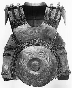 Mirror armor