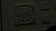WH8 Door Emblem