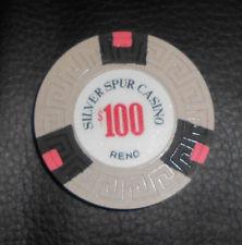 Edward O. Thorp's Casino Chip