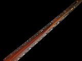 Morgan Earp's Billiards Cue