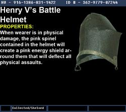 Helmetcard