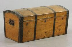 Sea captain chest