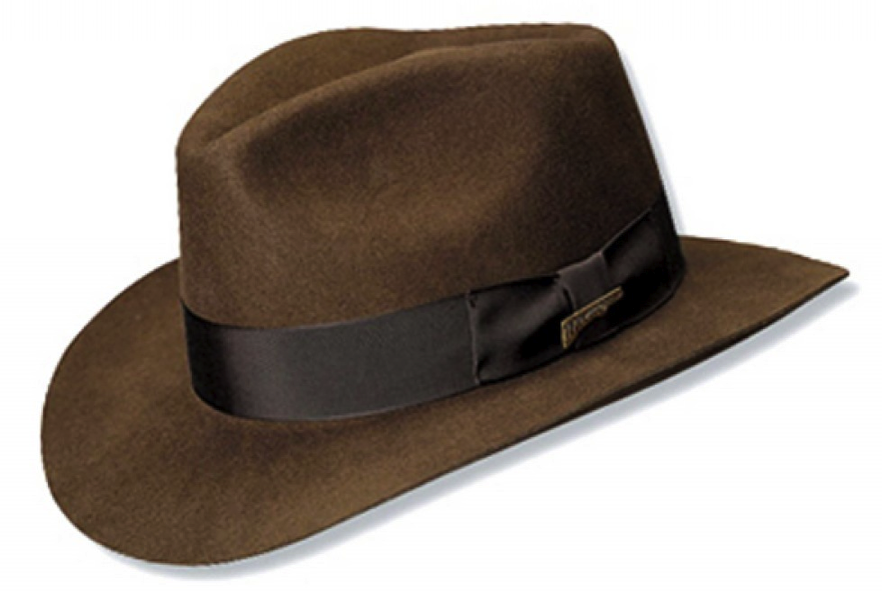 Indiana Jones  Fedora  b205214bac321
