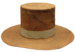 Henry Clay's straw hat