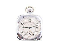 Karl Schwarzchild Pocket Watch 1