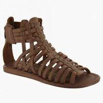Alcibiades' Sandals