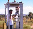 Phone Booth from the Mojave Desert
