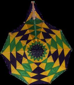 Bermuda kite