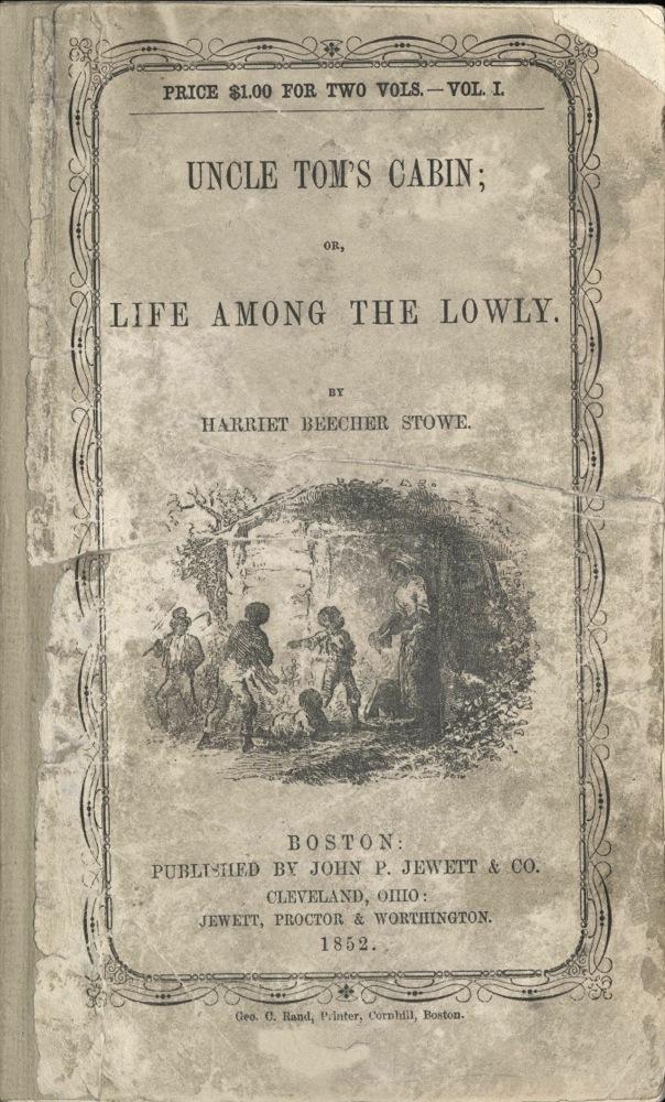 Harriet Beecher Stoweu0027s Uncle Tomu0027s Cabin