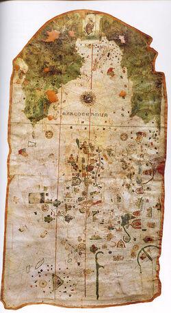 Mappa mundi de la cosa