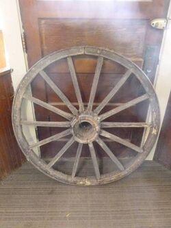 Luigi Galleani's Wagon Wheel