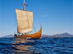 Garðar Svavarsson's Ship