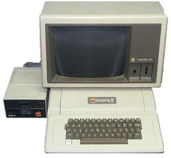 Douglas Smith's Apple II Plus