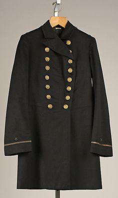 Elisabet Ney's Black Artist Frock Coat