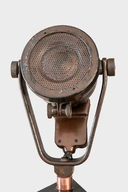 Herbert Morrion's Microphone