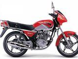 Chen Si's Motorbike