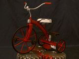 Billy the Puppet's Tricycle