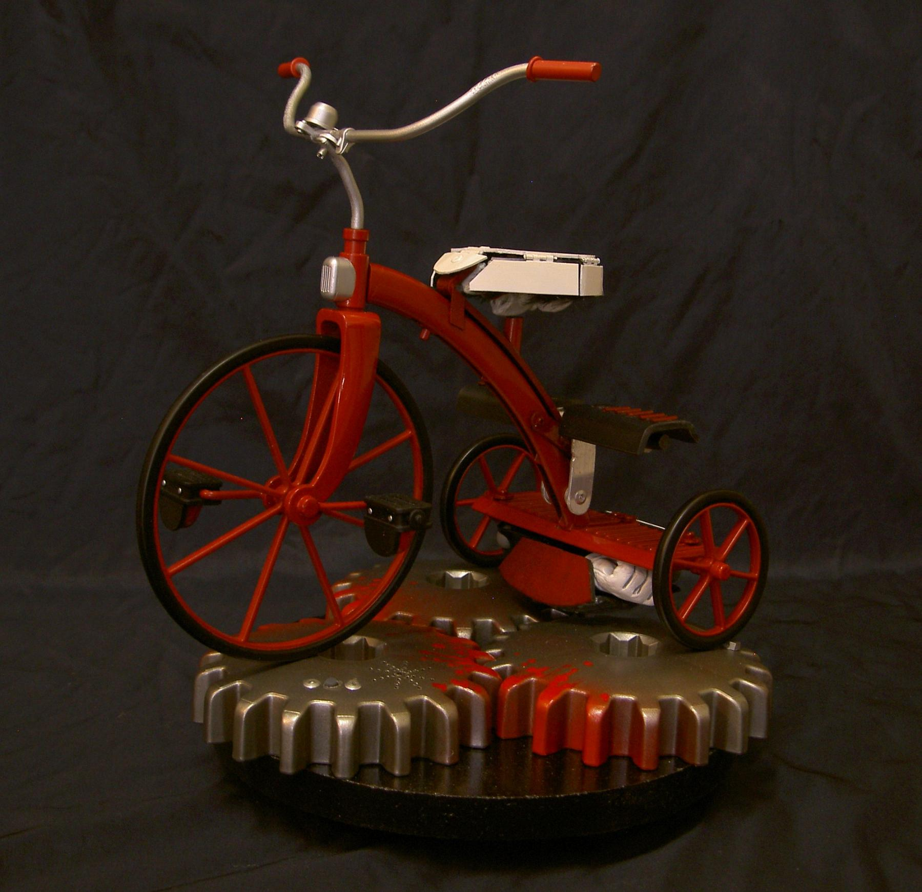 Billy The Puppet S Tricycle Warehouse 13 Artifact Database Wiki