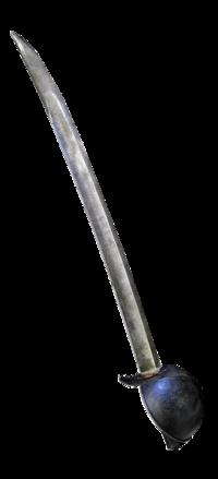Henry Morgan's Sword