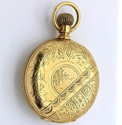 Pocketwatch howard series