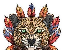Ekpe Leopard Skin