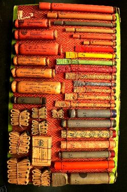 Fireworks collection fawkes