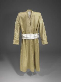 Hasidic sabbath attire