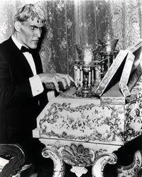 Harpsichord, addams