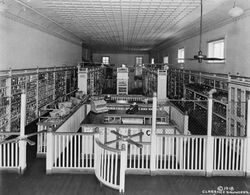 Piggly wiggly interior