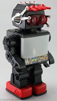 Jupiter Toy Robot