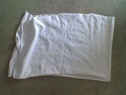 White banian waste cloth
