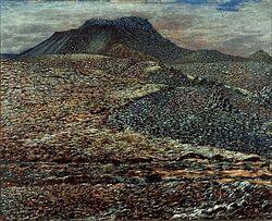Johannes Sveinsson Kjarval's Painting