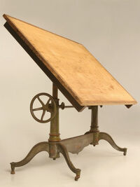 Traditional-drafting-tables