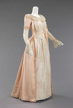 Emma Smith's Gown