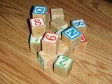 Christine Skubish's Toy Blocks