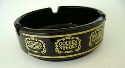 Golden Nugget Ashtray