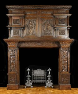 The-Antique-Fireplace-Mantels
